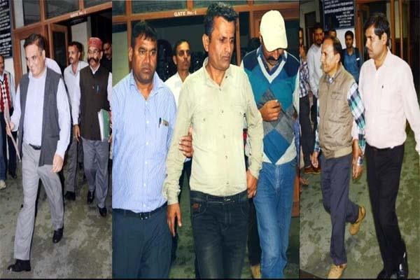 lockup murder case  judicial custody increase of 9 police officers