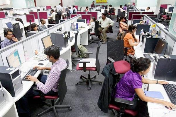 indian it industry will give one lakh jobs this year