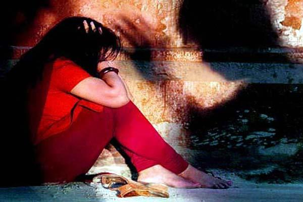 relative did rape from alone minor girl
