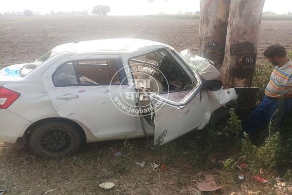 fatehgarh sahib road crash kills 4 members same family