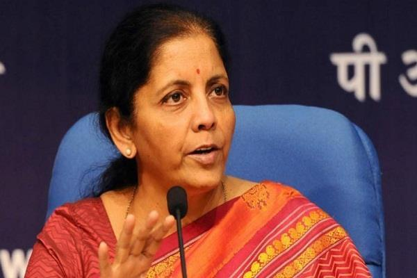 due to delay in the purchase of defense nirmala sitharaman