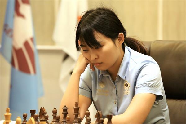 fide women s world chess championship match 2018