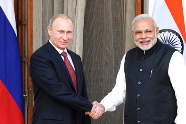 putin will talk about modi s summit us sanctions iran regional issues
