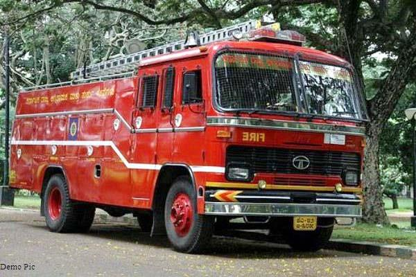 dharamsala fire brigade false calls