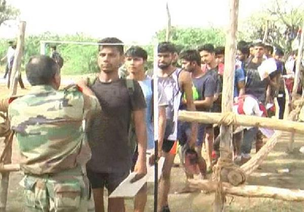 26000 youths registered in army recruitment rally of four districts