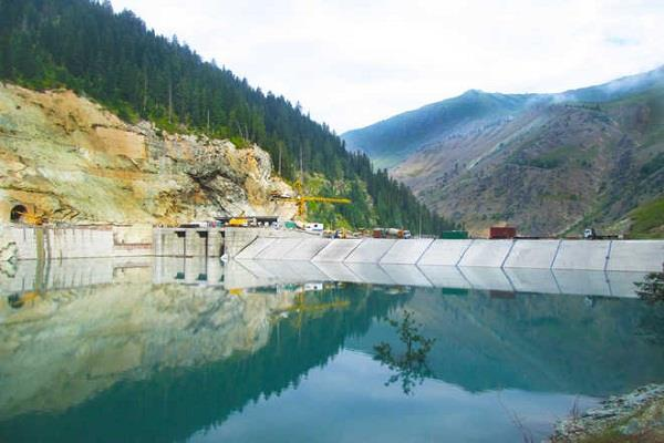 pakistan expressed concern over the proposed inauguration of kishanganga project