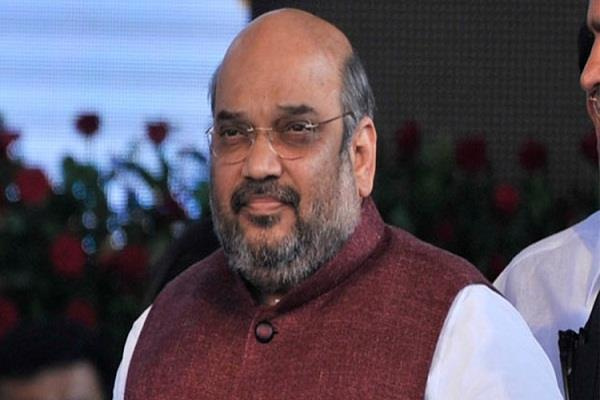 bjp president amit shah will be staying tomorrow on a trip to goa