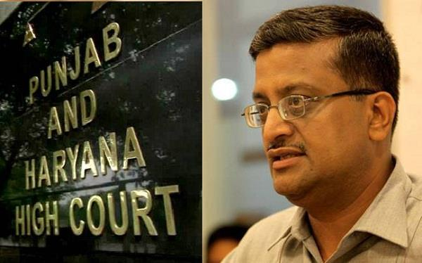 ias ashok khemka withdrawn affidavit from highcourt