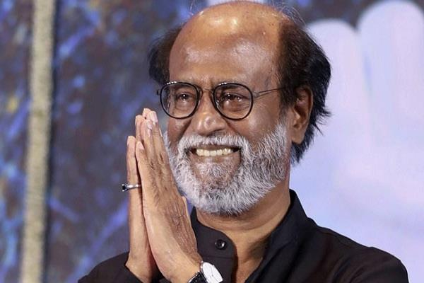 political party can be in the beginning and late rajinikanth