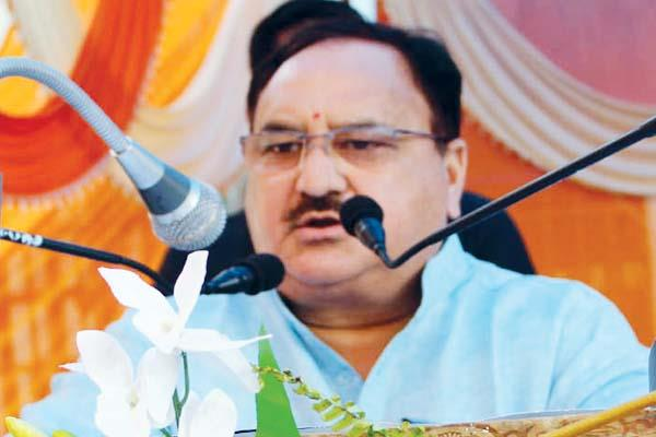 nadda said now the risk of disease will be known at the age of 30