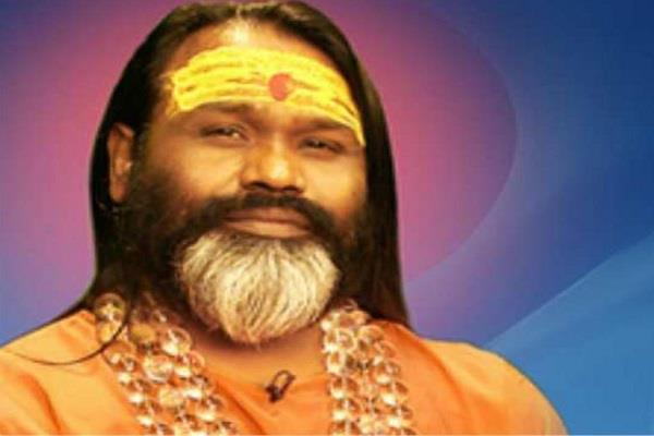another baba is stranded in rape now charges on  datta maharaj