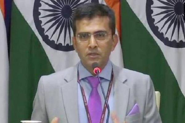 india rejects suggestion of trilateral talks