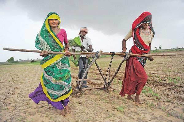 without changing the condition of the farmer the country can not prosper