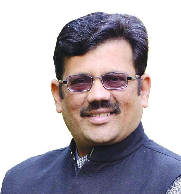 bjp leader kamal sharma
