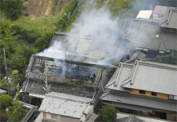 japan earthquake many people fear of death