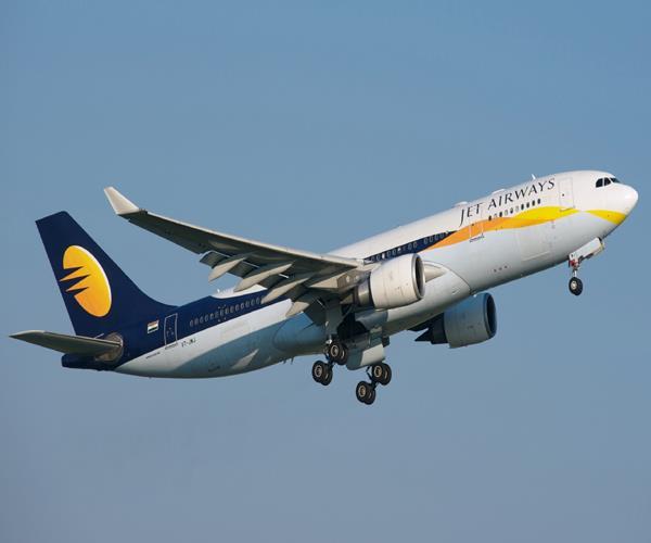 jet airways first flight from lucknow allahabad under kumbh mela