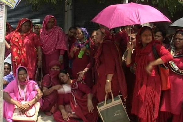 government accepted demands of the asha workers of the