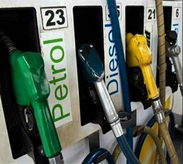 petrol diesel price in jalandhar