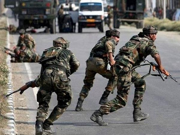crpf battalion attack on eid on srinagar