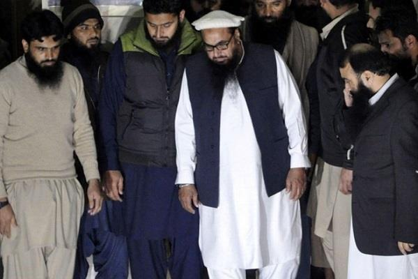 terrorist organizations jointly hands against india