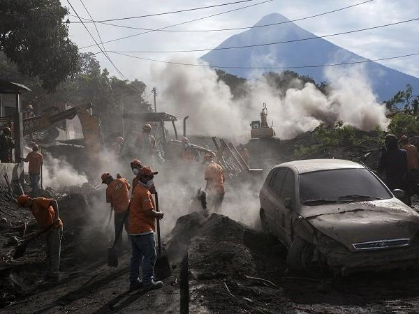 guatemala volcanic eruption so far 109 people have died