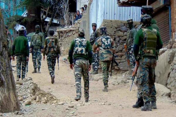 1 militant heap in kupwara encounter