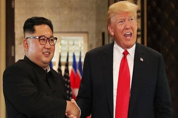 china advocates removal of ban on north korea after meeting trump kim