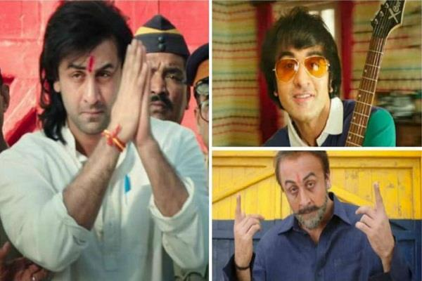 the controversy over the bathroom scene of film sanju