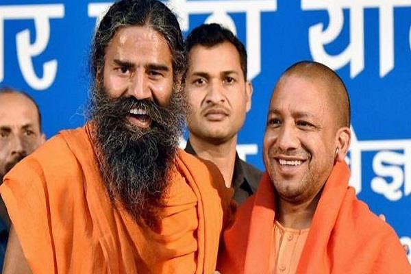 yogi talked to ramdev on phone