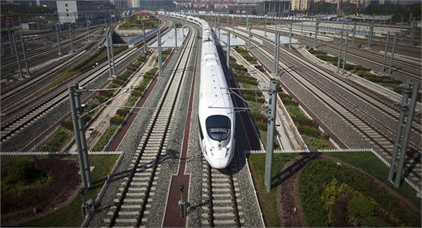 china approves first private high speed railway project