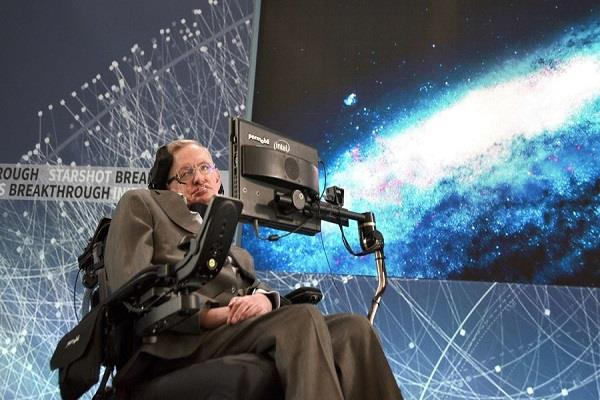stephen hawking s voice will be gonna rock in space