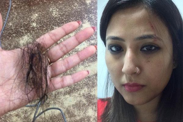 mumbai attacking a woman journalist in uber cab fellow passenger assault