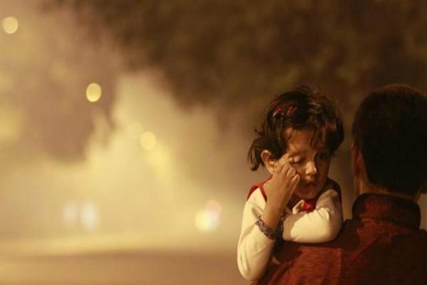 poisonous air of deadly delhi