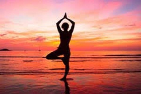 yoga will be held in new grain market from 9th to 11th june