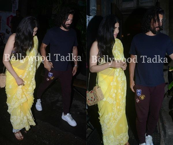 shruti haasan spotted with boyfriend michael corsale at bandra