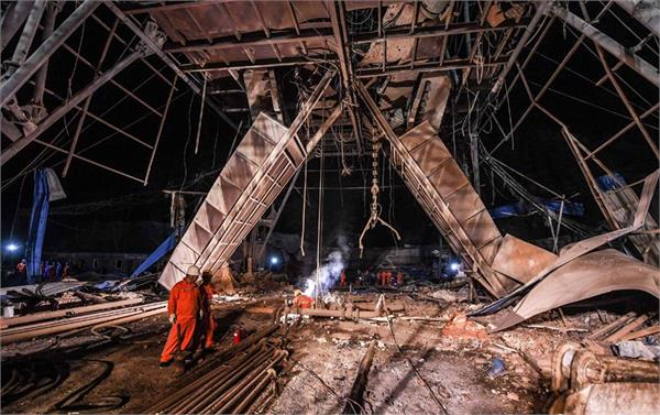 life of 23 people rescued after mine explosion 2 still missing