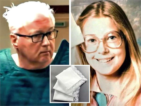 dna on napkin used to crack 32 year old rape and murder case