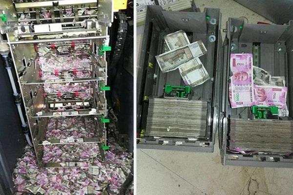 sbi atm rat cash