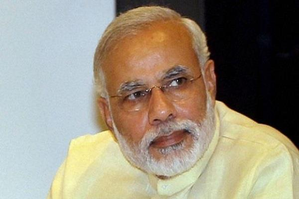 modi gives tribute to former prime minister narasimha rao