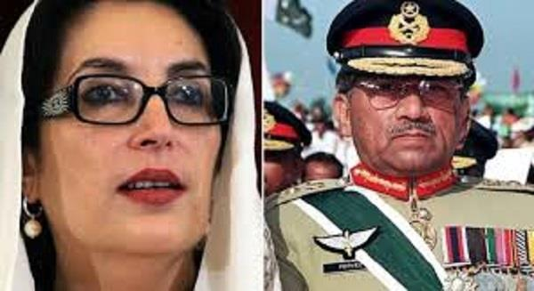 pakistani taliban blames musharraf for bhutto s assassination