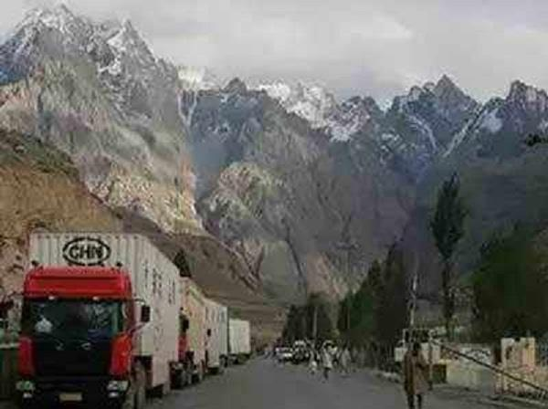 china s project faces web issues in pok s gilgit