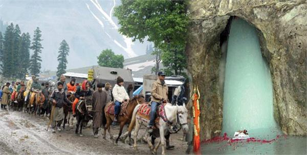 preparations for amarnath yatra will be complete