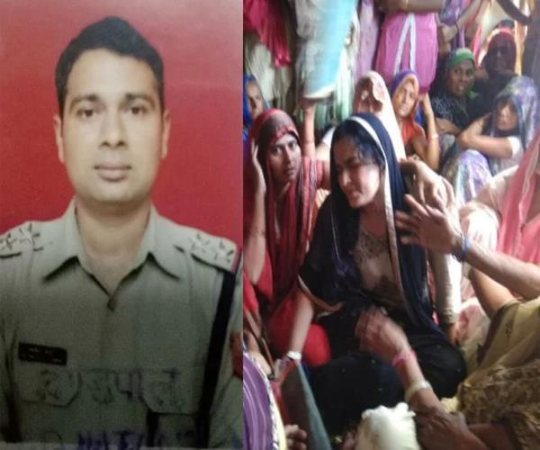 eta s reddish martyr in pakistani shootout  cm donates rs 25 lakh