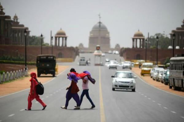 delhi to continue as heat chamber till june 27