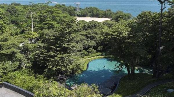 trump kim summit to be held on singapore s sentosa island