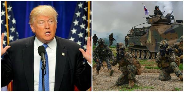 trump pledge to halt military exercises surprises pentagon and seoul