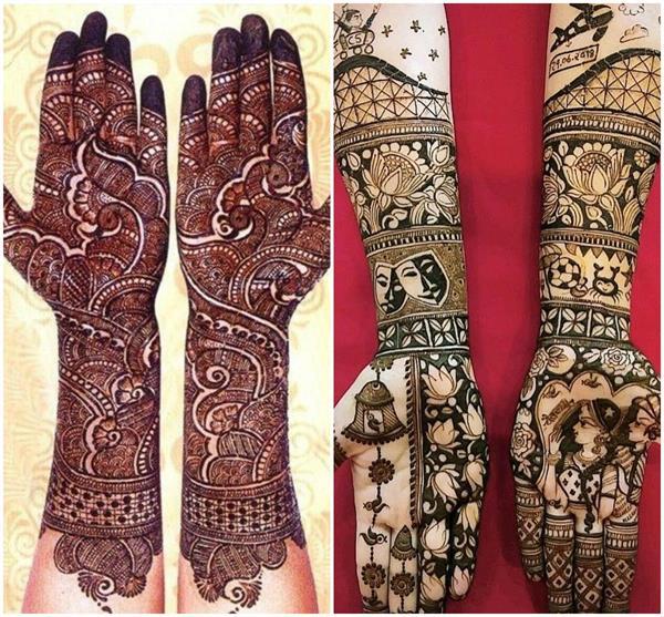 Mehndi Designs: दुल्हन के हाथों को खूबसूरत बना देंगे ये लेटेस्ट मेहंदी डिज़ाइन