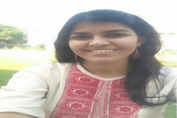 another daughter of bihar will blown fighter plane