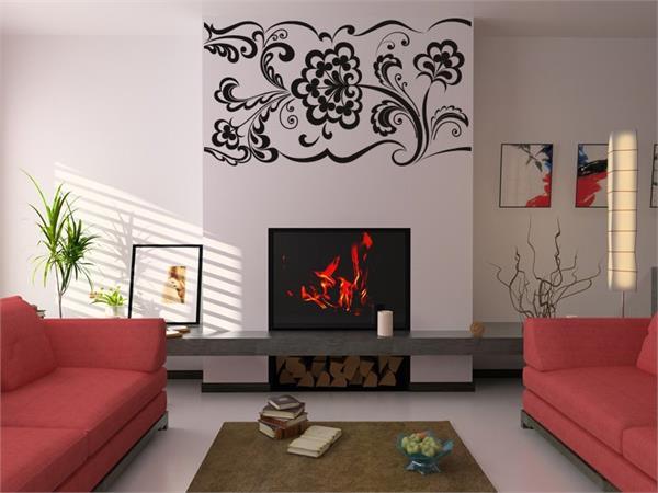 Wall Decoration Idea: कम बजट में एेसे सजाएं घर की दीवारें