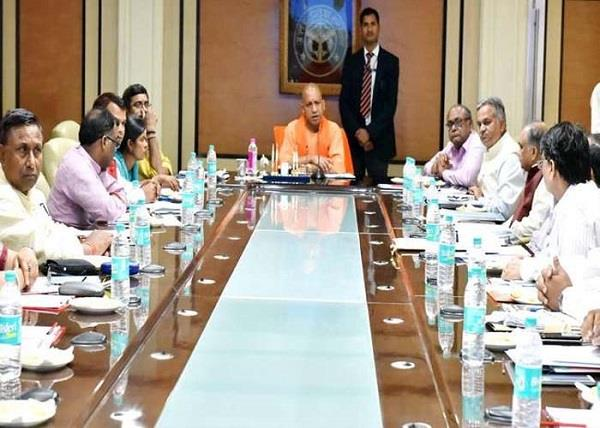 yogi government made up 10 ias officers additional chief secretary